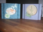 Shadow Box Cards by