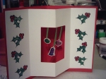 Hanging Ornament Card-Inside by