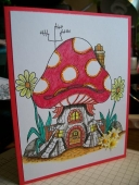 mushroom house take two by