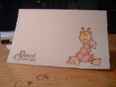 baby cards by