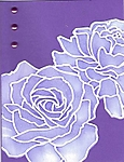 Purple Roses by