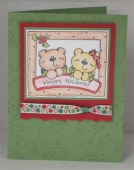 Christmas Bears 1 by