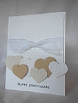 Embossed Anniversary by