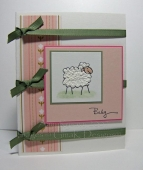 Baby Girl Sheep by