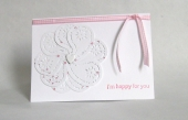 I'm happy for you baby congrats card by