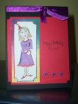 Family Birthday cards by