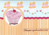 Have your cupcake... by