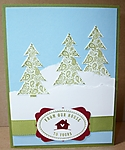 Stampin Up Christmas by