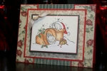 Christmas Mice by