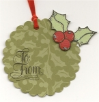 Christmas Tag by