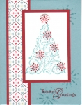 Stampin' Up! Holiday Cards by