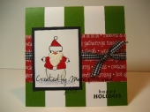 Penguin Holiday Cards by