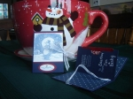 Shack Snowman Giftcards by