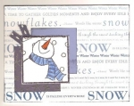 more snowman cards by