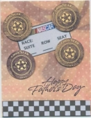 NASCAR FATHER'S DAY by