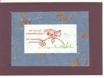 Ant Mail General Occasion Card by