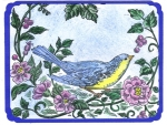 Avian Toile by