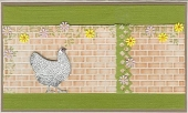 Brick Wall - Chicken by
