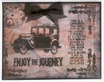 Tim Holtz stamps by