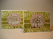Cherry Blossom Card by