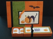 Autumn Apparitions Card & Nugget Box by