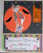 Witchybella Card by
