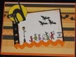 My Halloween card #2 by