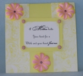 Mother's Day Cards by