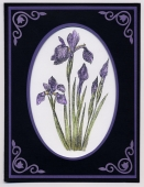 I love irises... by