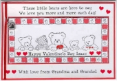 Card for my little Isaac by