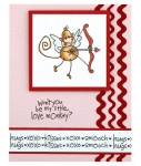 Changito Love Monkey by Debi Hammons by