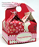 Valentine's Day Milk Cartons by