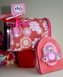 Valentine's Day Mailboxes by