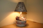 Altered Lamp by