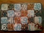 Kaitlyn's Advent calendar by