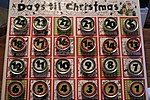 Advent calendar by