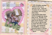 "Sherri's ""My Pets and Me"" ATC Swap by"