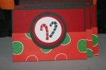 Cute Candy Cane ATC by