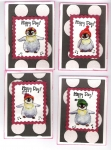 Penguin ATCs by