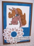 Horse ATC by
