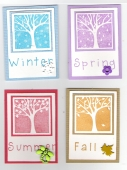 4 Seasons of ATCs by