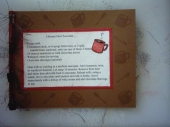 Hot Chocolate Recipe card by