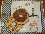 Have a donut! by