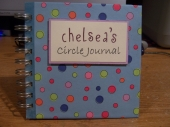 Circle Journal Cover by