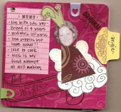 yet one more circle journal page 1 by