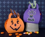 Halloween Treat Boxes by