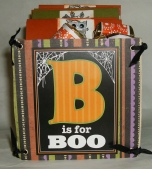 B is for BOO hot chocolate gift box by