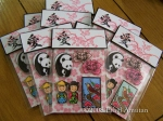 Asian Card Candy by
