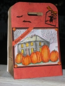 Trick or Treat Bag by