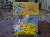 Bananas about you treat bag by